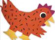 La petite poule Rousse